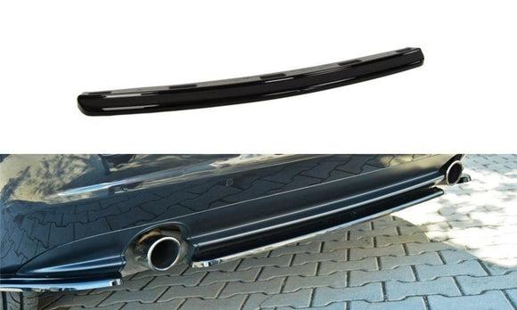 Alfa Romeo 159 CENTRAL REAR SPLITTER / DIFFUSER (without vertical bars)