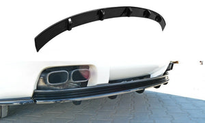 Alfa Romeo BRERA CENTRAL REAR SPLITTER (with vertical bars)