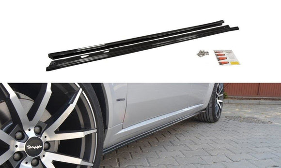 Alfa Romeo 159 SIDE SKIRTS DIFFUSERS