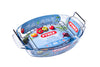 Pyrex Irresistible Glass oval Roaster High resistance Easy grip with rack 39x27 cm
