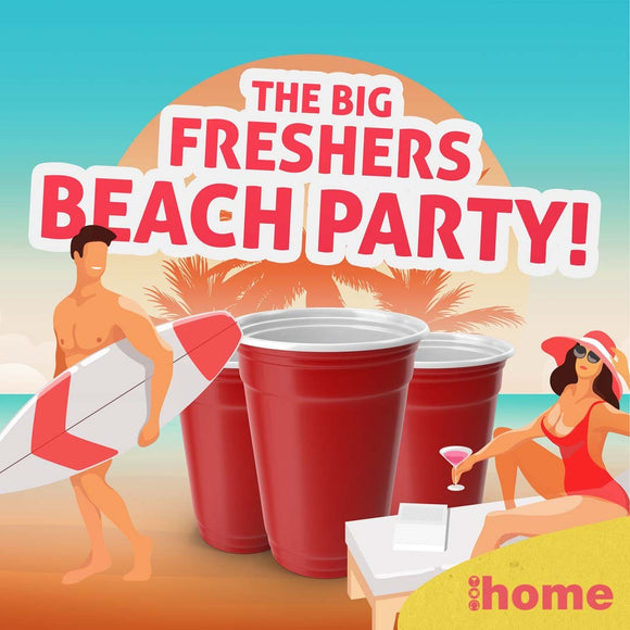 The Big Freshers Beach Party @ HOME