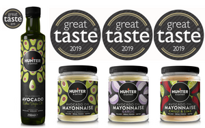 Hunter & Gather Scoop 4 Golds in the Great Taste Awards 2019