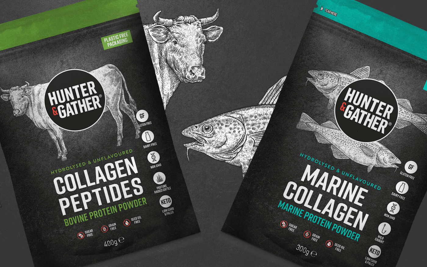 Everything You Need To Know About Marine Vs. Bovine Collagen