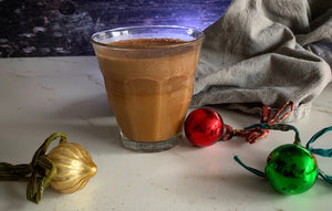 Festive Evolve Coffee: MCT Cinnamon Mocha