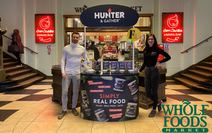 Hunter & Gather Take Over Whole Foods Market