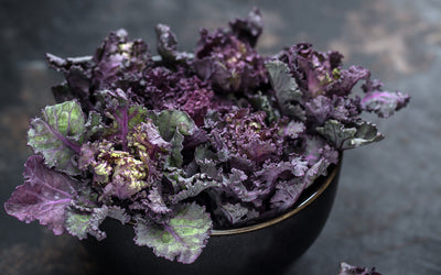 Simply Sides - Roasted Kalettes Recipe
