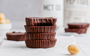 Keto Fat Cups Chocolate