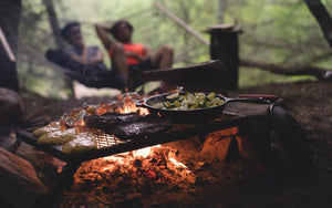 campfire cooking real foods