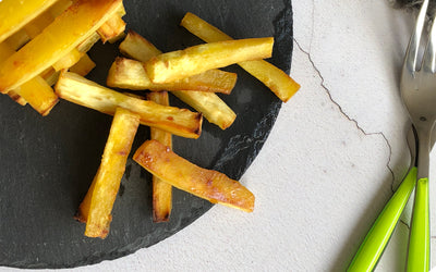 Simply Sides - Honey Roasted Parsnips