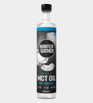 100% Coconut Derived MCT Oil