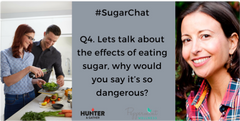 question 4 in relation to sugar and tweet chat