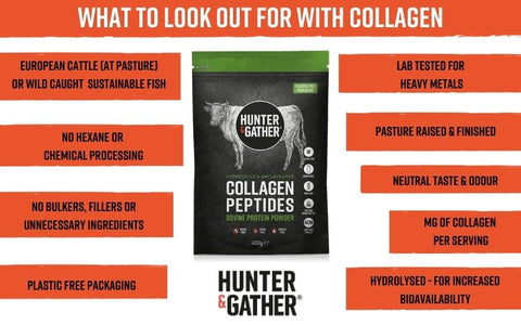 What to look out for when buying collagen