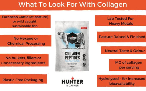 what should I look out for when buying collagen