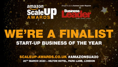 finalist Amazon Scale Up Awards 2020