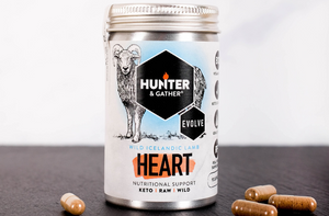 heart tablets vitamin support