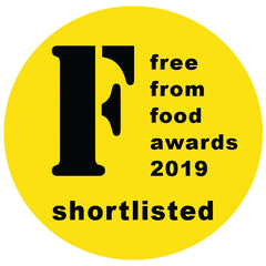 Free From Food Awards Shortlisted