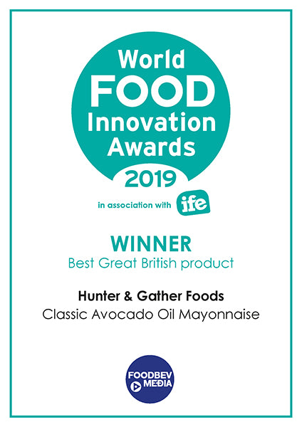 world food innovation awards 2019 winner