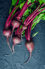 Beetroot stalks