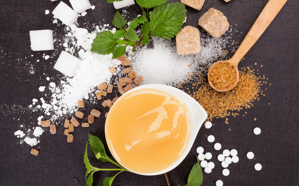 keto sweetener: Paleo and keto sugar