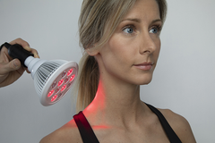 red light therapy targeted light
