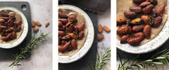 Roasted Almonds with Rosemary Paleo Snack