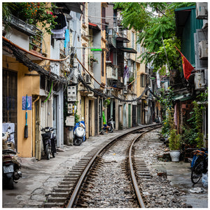 The Train Street, Hanoi