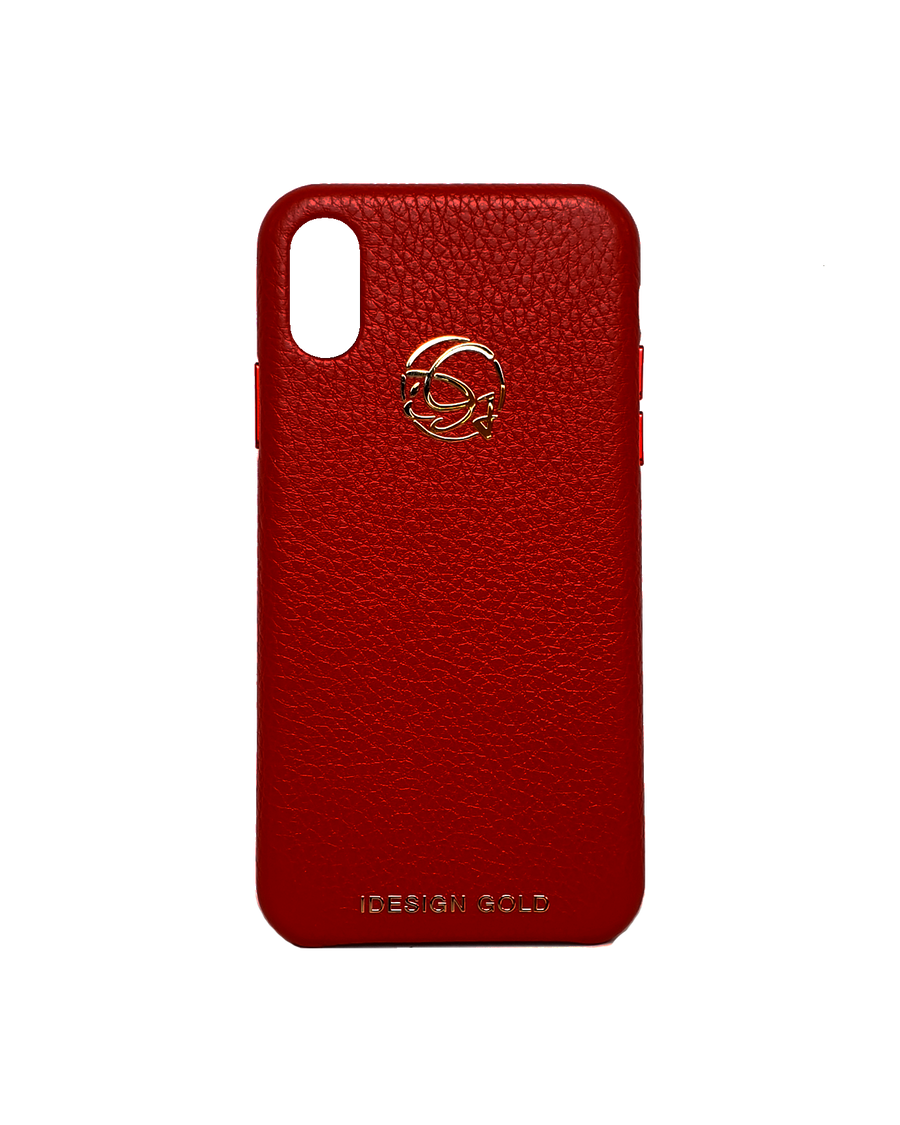 iPhone X Series - IDG Premium Leather Case