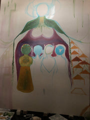 Work in progress image 2 - Supplication