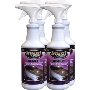 BEADIT™-One-Step Interior / Exterior Wash-n-Shine Compound-Detailer's Dream
