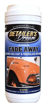 FADEAWAY®-Quick Faded Colored Gelcoat Restorer-Detailer's Dream