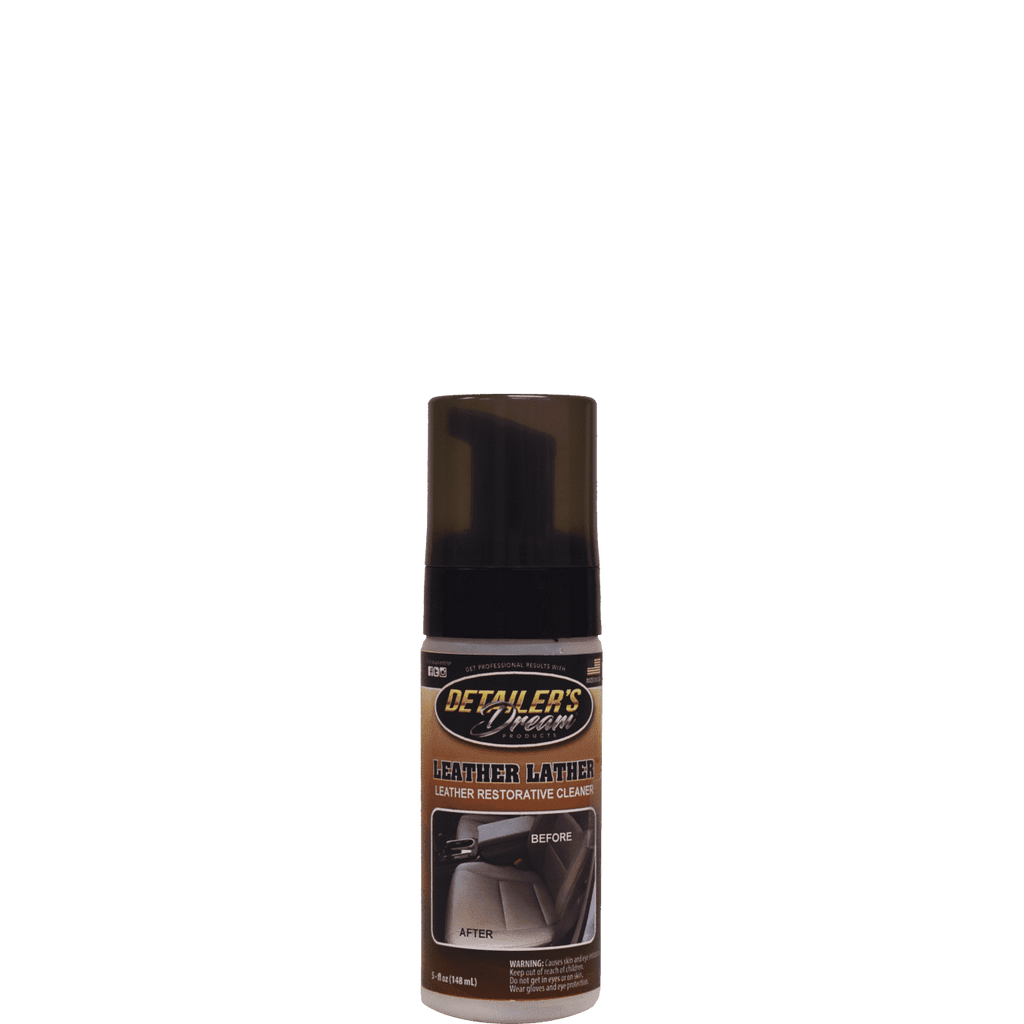 LEATHER LATHER™-Leather Maintenance Product-Detailer's Dream