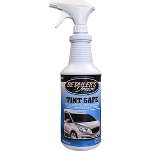 TINT SAFE™-Tinted / Vinyl Wrapped Window Cleaner-Detailer's Dream