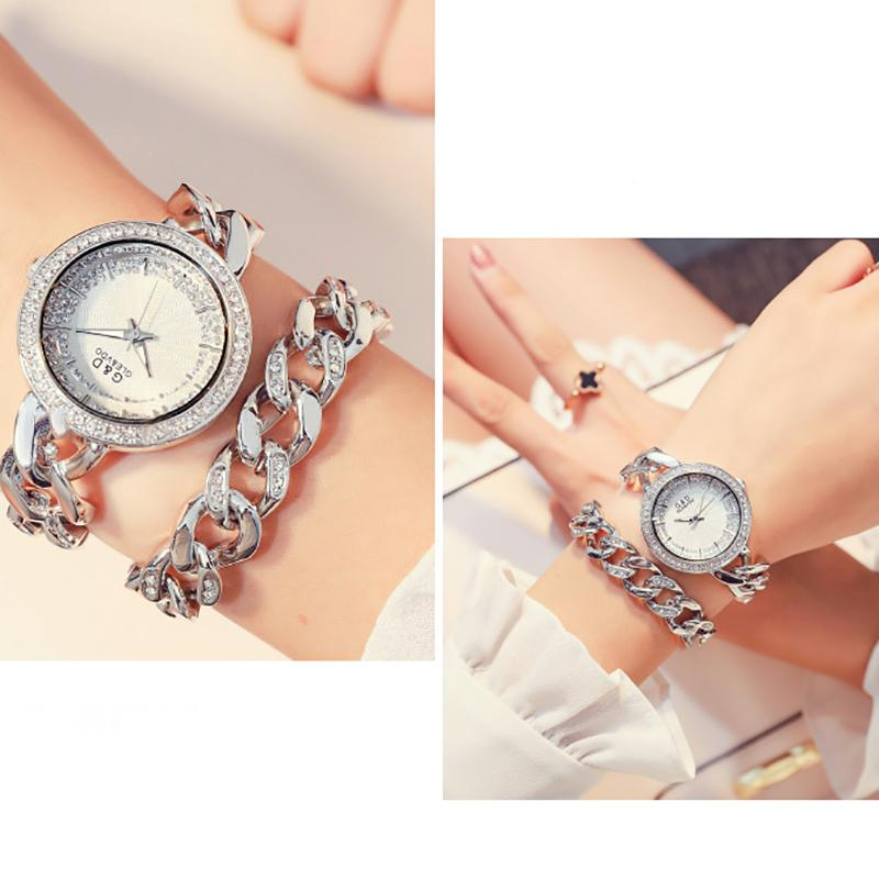 Newly Fashion Luxury Diamond Bracelet Watch