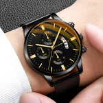 Men's waterproof quartz watch(Limited time offer)