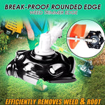 (50% Off Today Only!)Break-proof Rounded Edge Weed Trimmer Edge