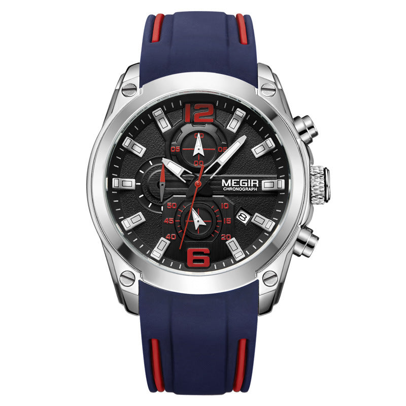 Men's Chronograph Analog Quartz Watch Wristswatch(Last Day Promotion)