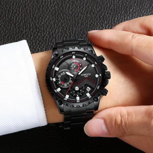 Fashion military quartz watch