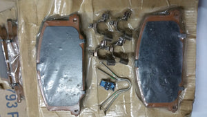 Toyota Camry Carina Celica Corona Front Brake Pads 04491-20591
