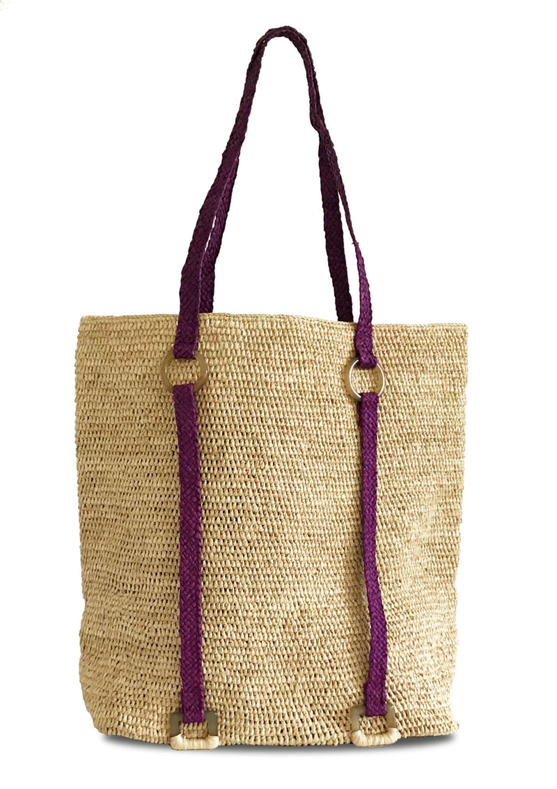 British designer large beach bag tote