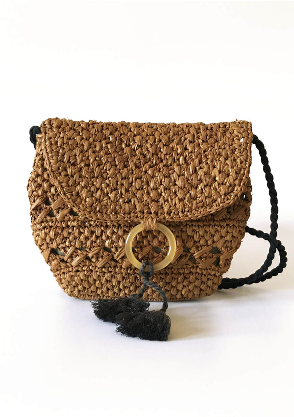Designer raffia clutch bag holiday for sale