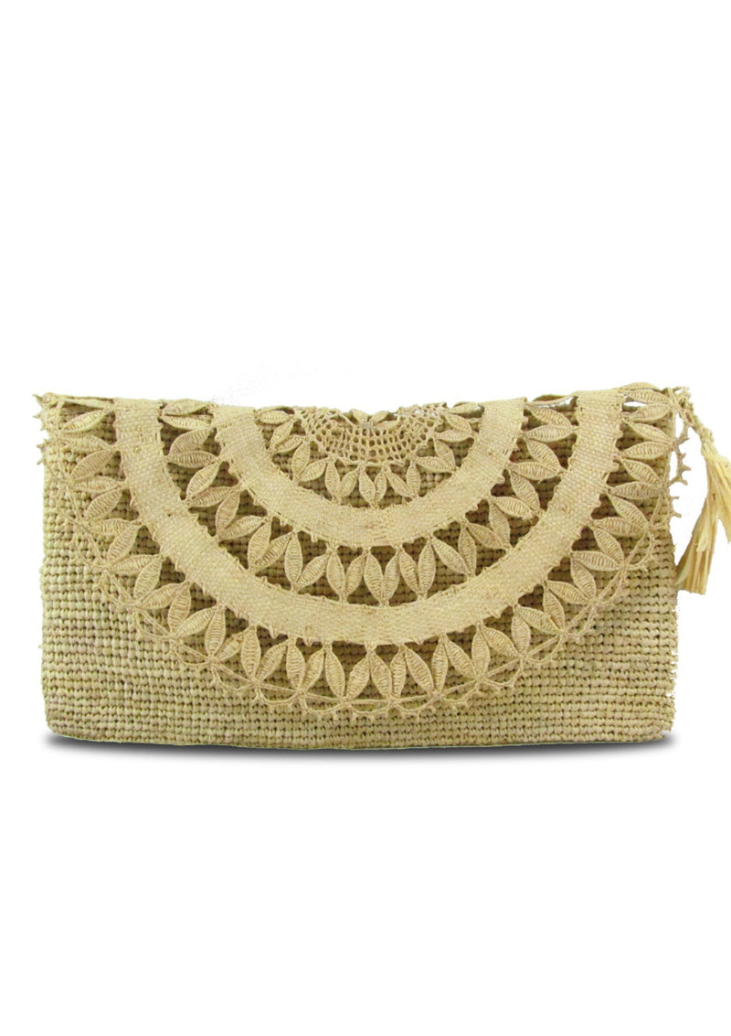 Raffia wedding bag clutch evening raffia bag summer