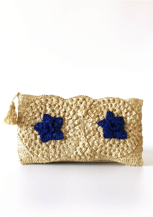 Designer raffia purse bag wedding celebration
