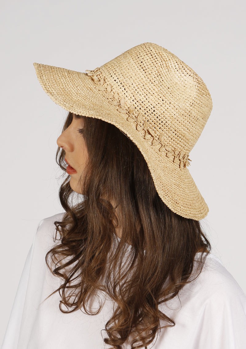 Handmade Designer panama hat for summer