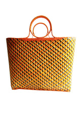 Affordable Designer raffia beach bag