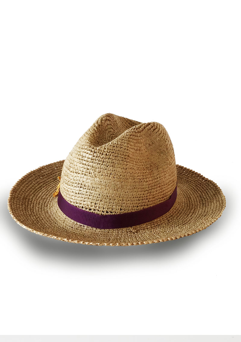 Affordable designer raffia panama hat luxury beachwear vacation