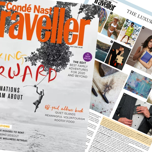 Conde Nast Traveller May 2020