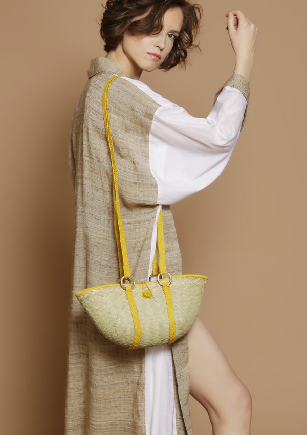 basket straw bag