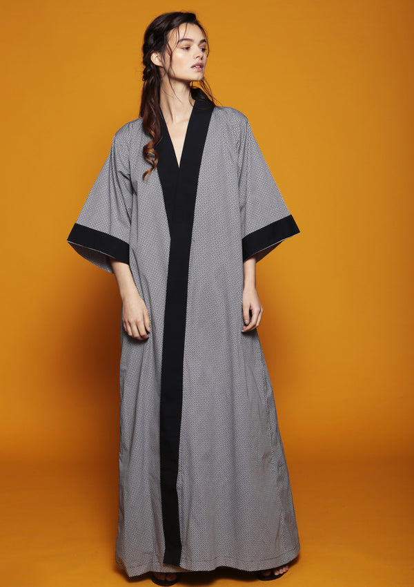 luxury dressing gown cotton