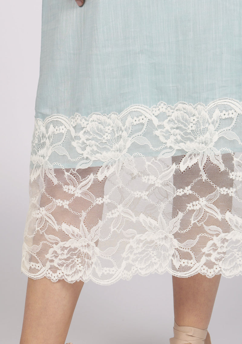 lace dress ethically made