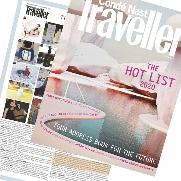 Conde Nast traveller June 2020